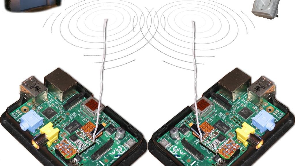 Pi433 - A radio module (Funkmodul) for raspberry pi by Marcus Wolf