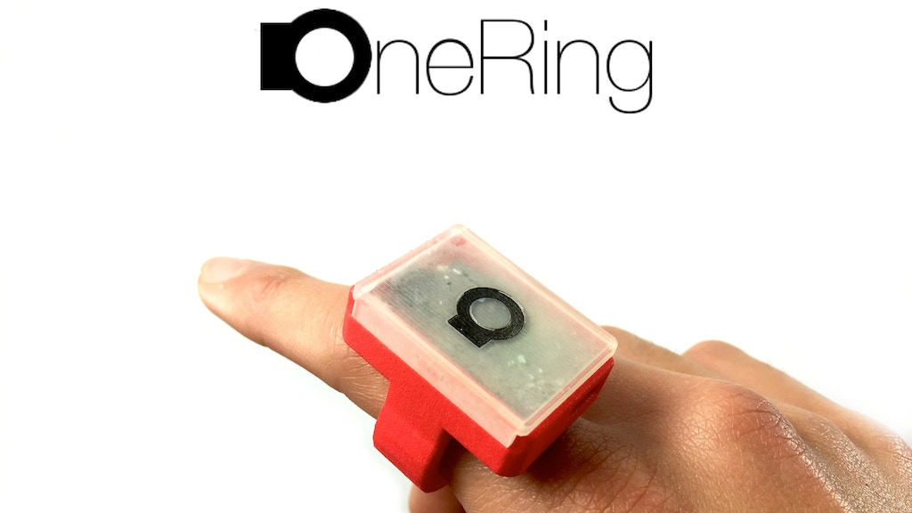 OneRing - An Intelligent Monitoring Device for Parkinson's project video thumbnail
