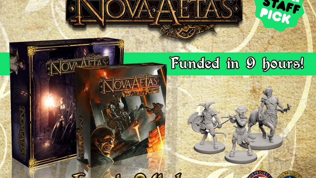 Nova Aetas: Dark Renaissance Tactical Game project video thumbnail