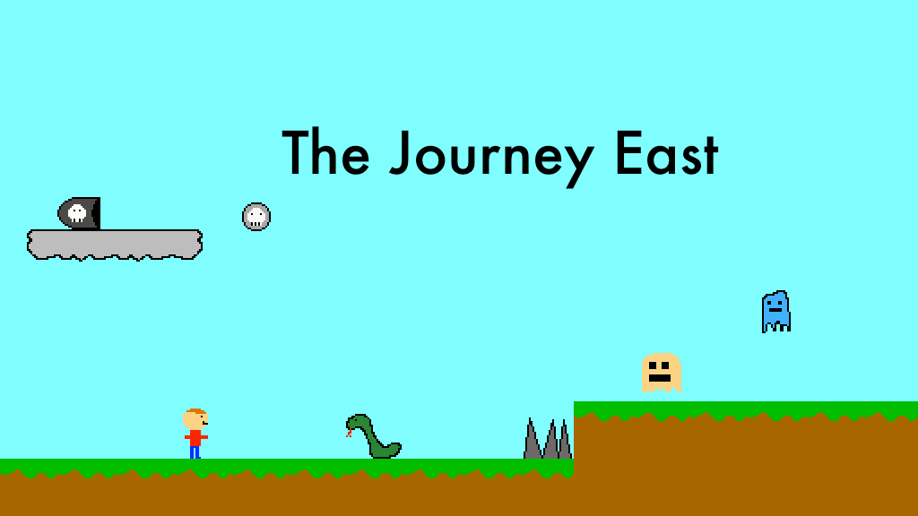 The Journey East project video thumbnail