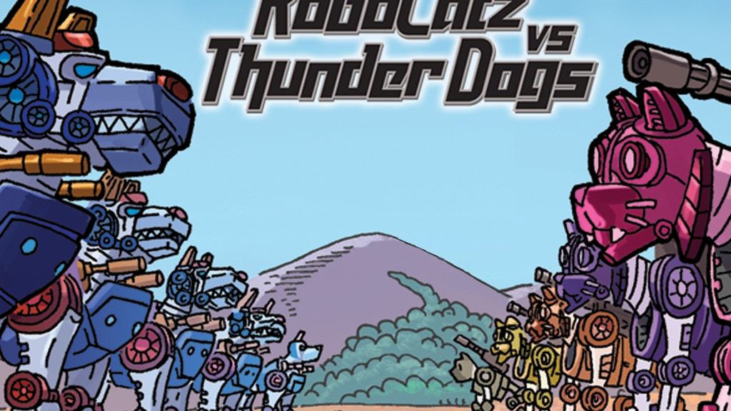 Project image for RoboCatz vs. Thunder Dogs (Canceled)