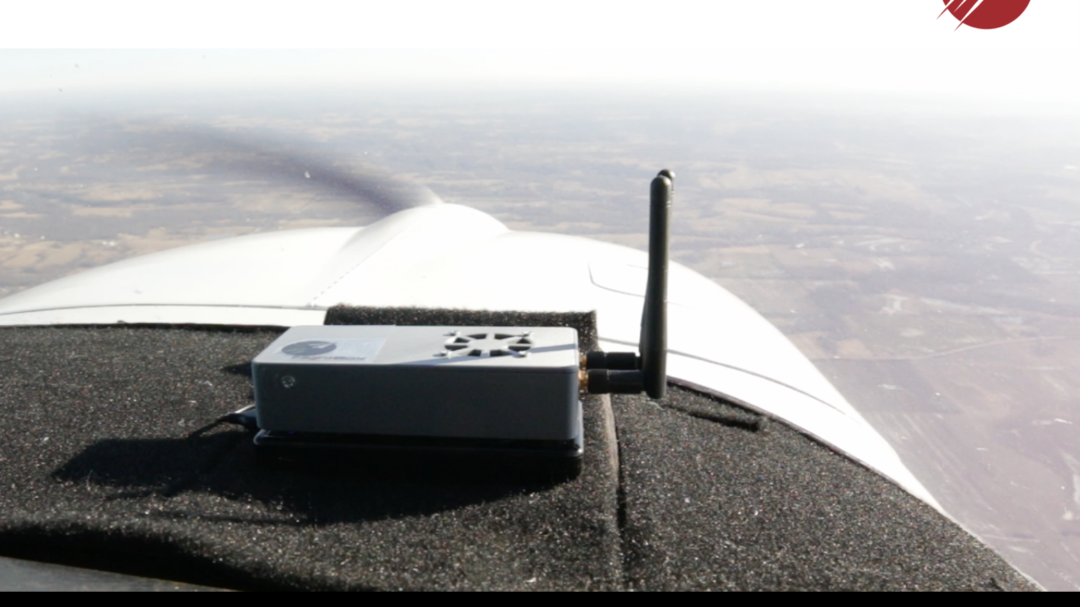 In-flight weather, traffic, and GPS navigation for the price of a tank of avgas.