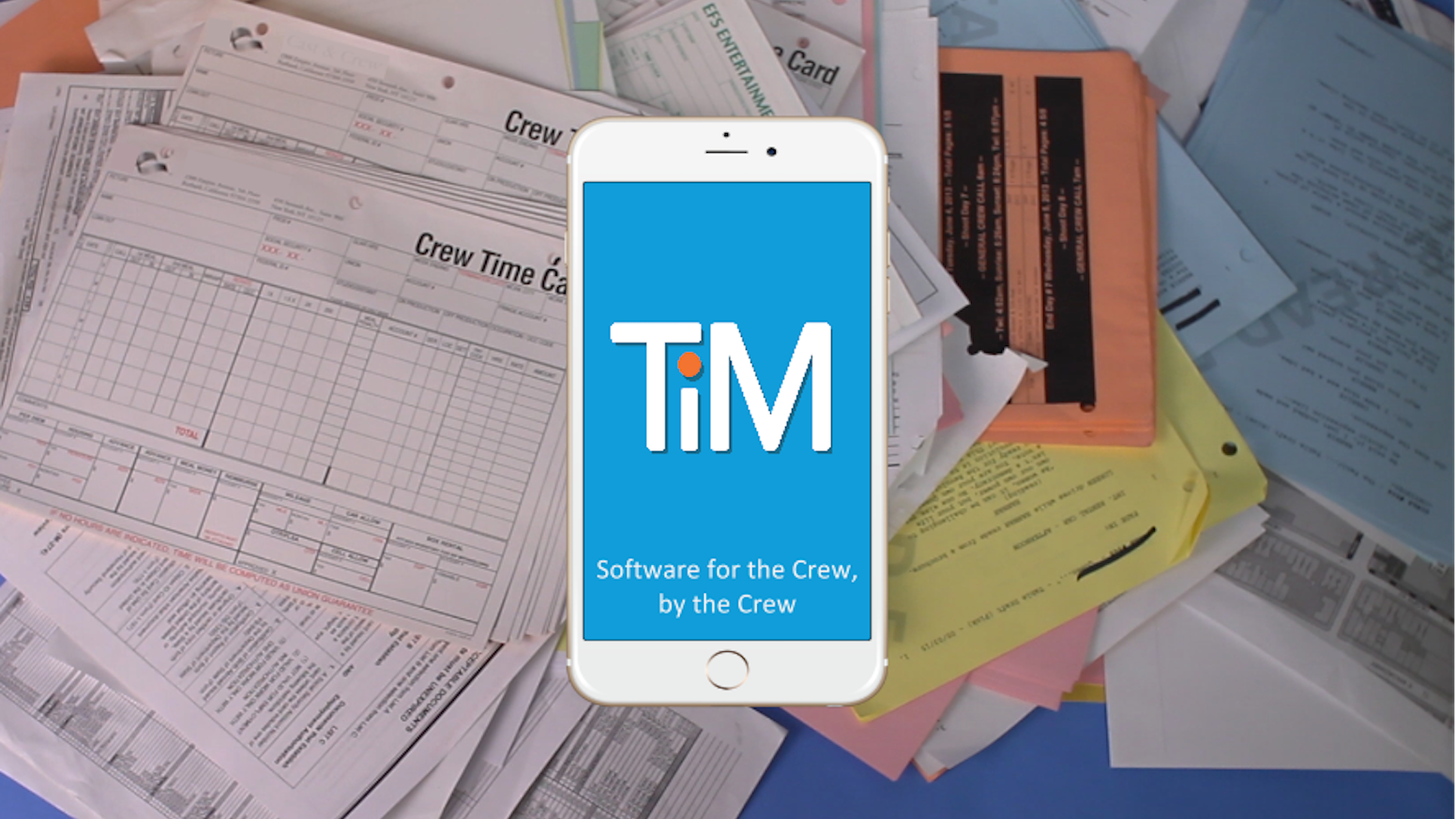 TiM: More life, less paperwork  by Mike Dearborn & Veronica