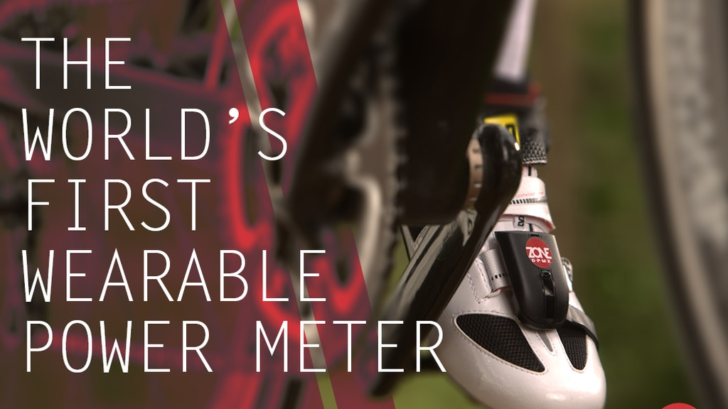 The World's First Wearable Power Meter for Cyclists! miniatura de video del proyecto