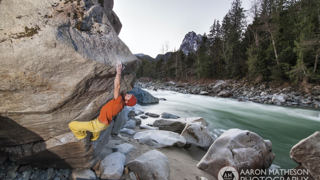 Western Washington Bouldering Guidebook: Sky Valley project video thumbnail
