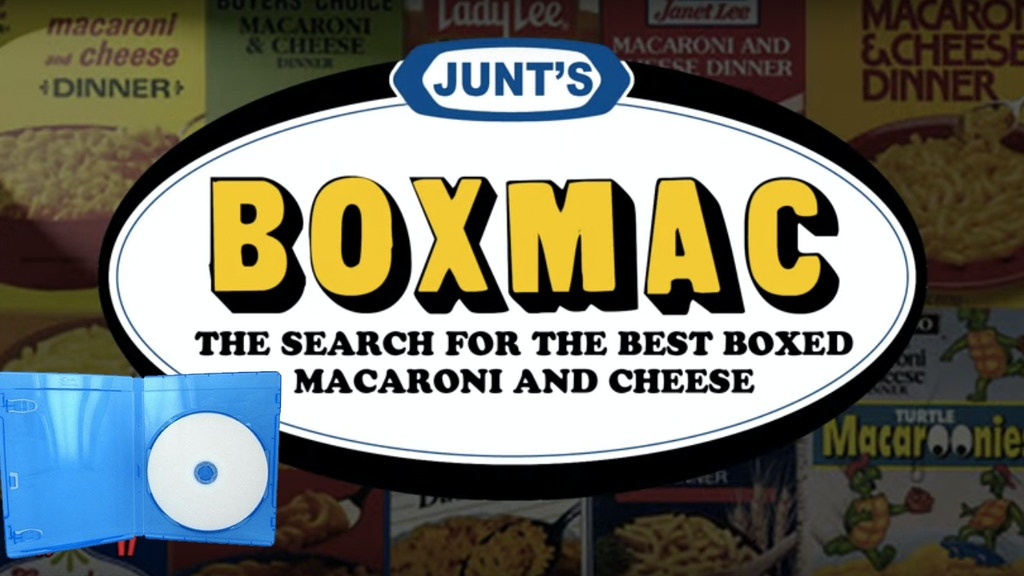 BoxMac Volume 1 Blu-ray project video thumbnail
