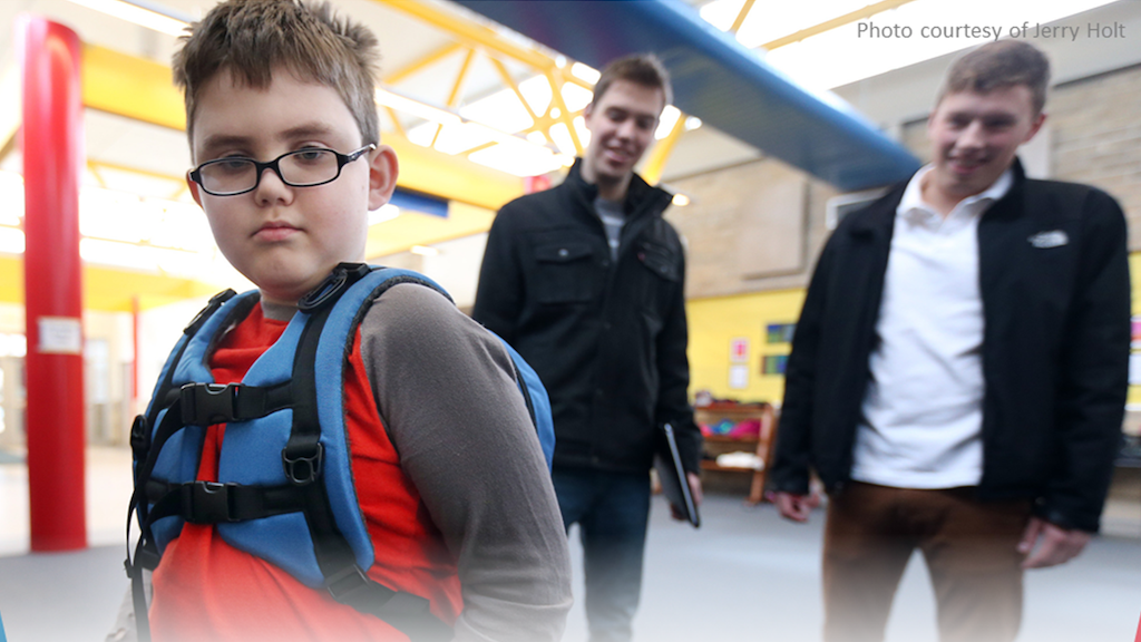 Nesel Packs -- The First Backpack for Students with Autism project video thumbnail
