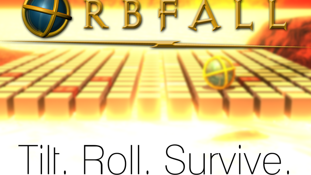 Orbfall project video thumbnail
