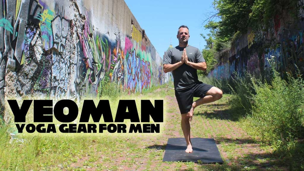 Yeoman Gear - Yoga Gear for Men and People Who Are Not Tiny project video thumbnail