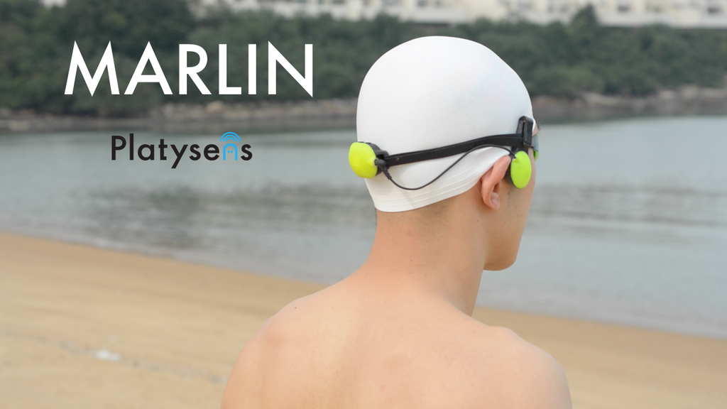 Marlin: The GPS Swim Meter Designed to Talk to You project video thumbnail