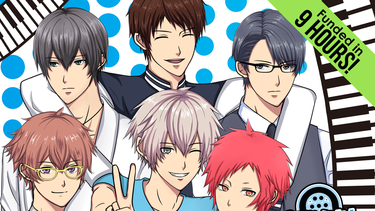 A BL dating sim with reversible roles. Explore town, enjoy stories with lots of CGs, pursues 5+ guys and build career as a voice actor.