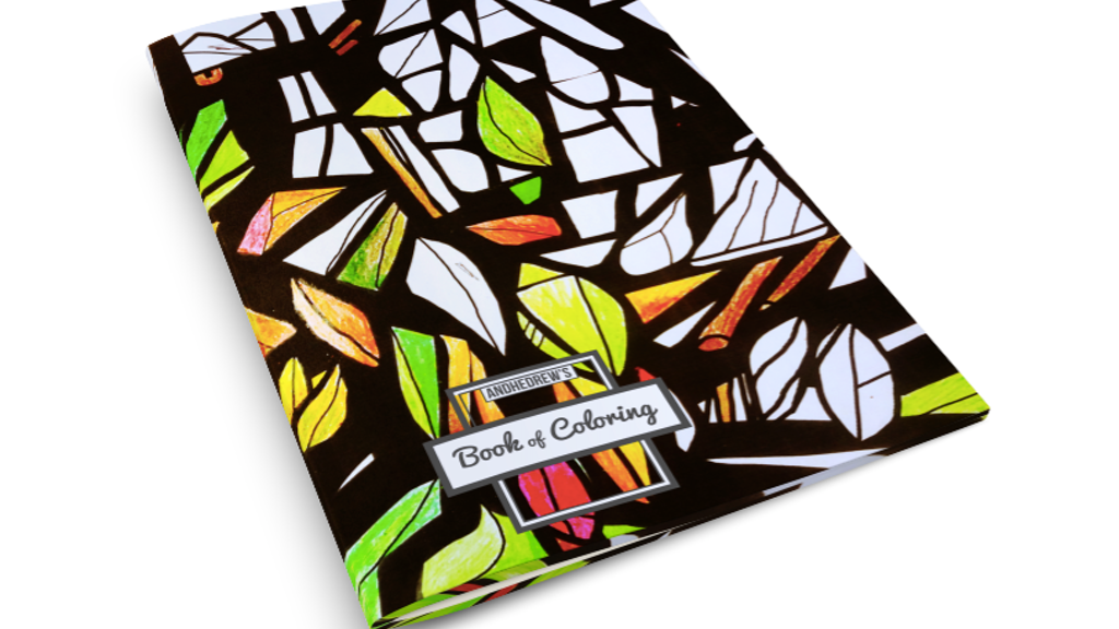 The Book of Coloring: a book that becomes a big piece of art project video thumbnail