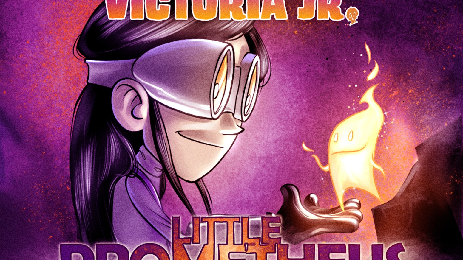Victoria embarks on a quest to get the spark of the sun to warm the cold, undead hearts of her family. Everyone deserves fire!