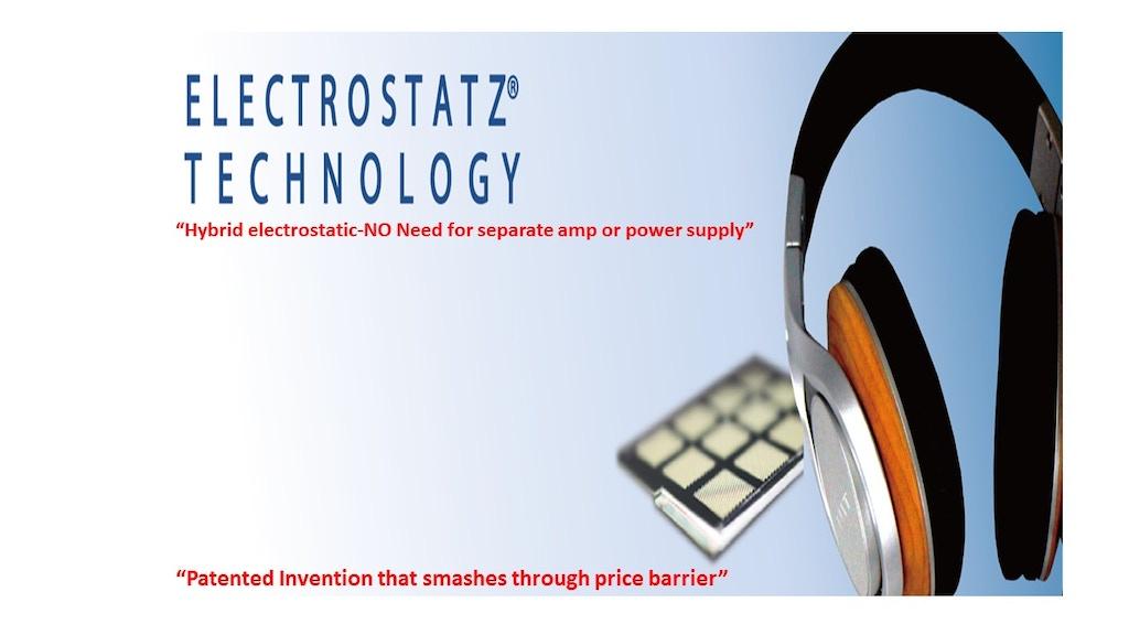 Mitchell & Johnson Electrostatz Headphones project video thumbnail