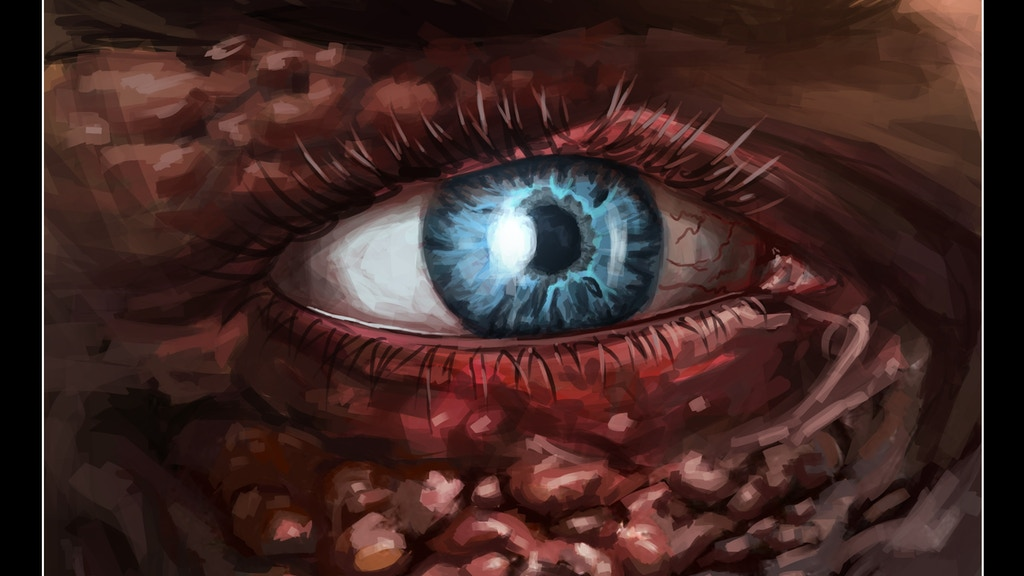 The Disease - Horror Comic project video thumbnail