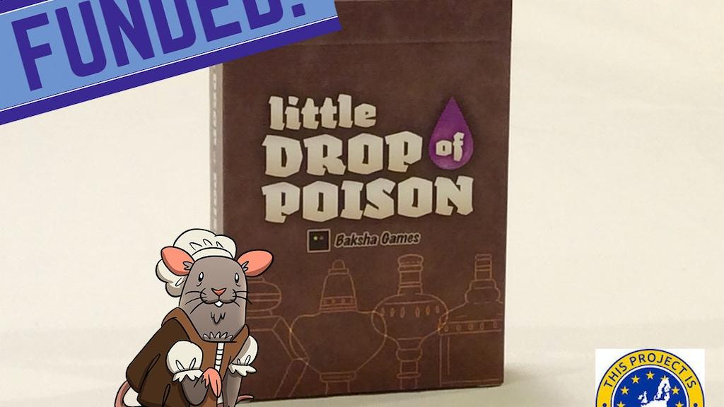 Little Drop of Poison project video thumbnail