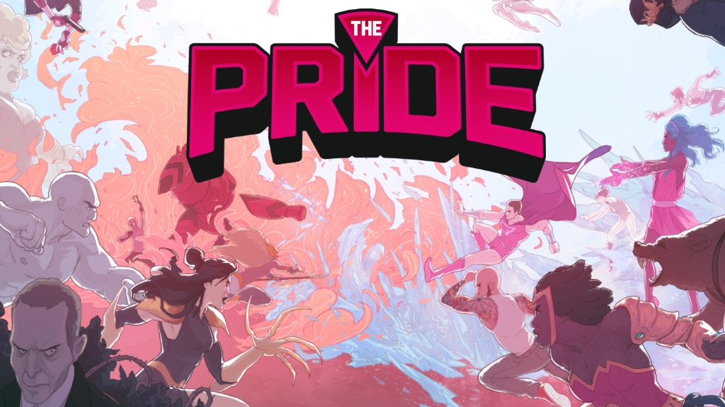 The Pride Vol. 1 Hardcover Collection - LGBTQ Superheroes project video thumbnail