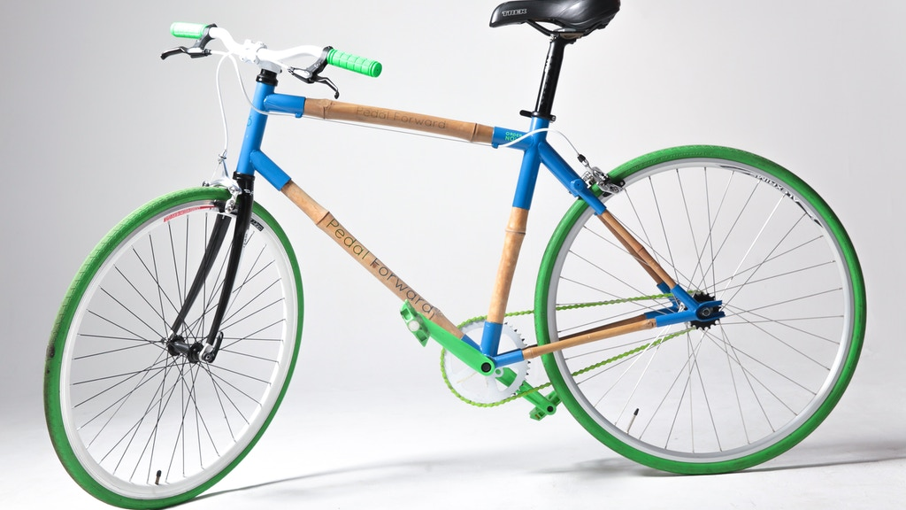 Pedal Forward: Bamboo Bicycles for All project video thumbnail