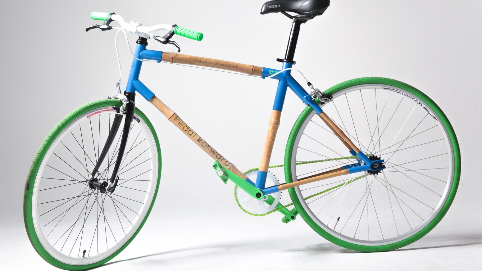 Pedal Forward builds bamboo bicycles that turn heads without breaking the bank, while supporting bicycle access worldwide.