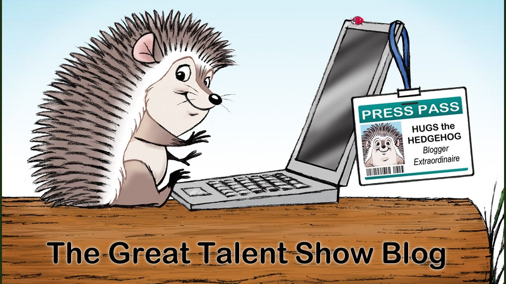 The Great Talent Show Blog project video thumbnail