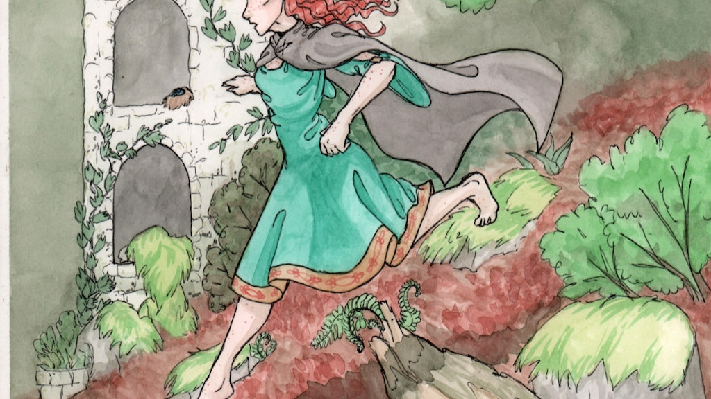 Root & Branch - Book 1 - Webcomic Graphic Novel project video thumbnail