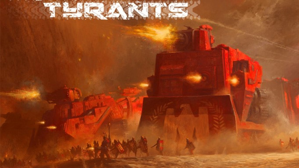 Age of Tyrants project video thumbnail
