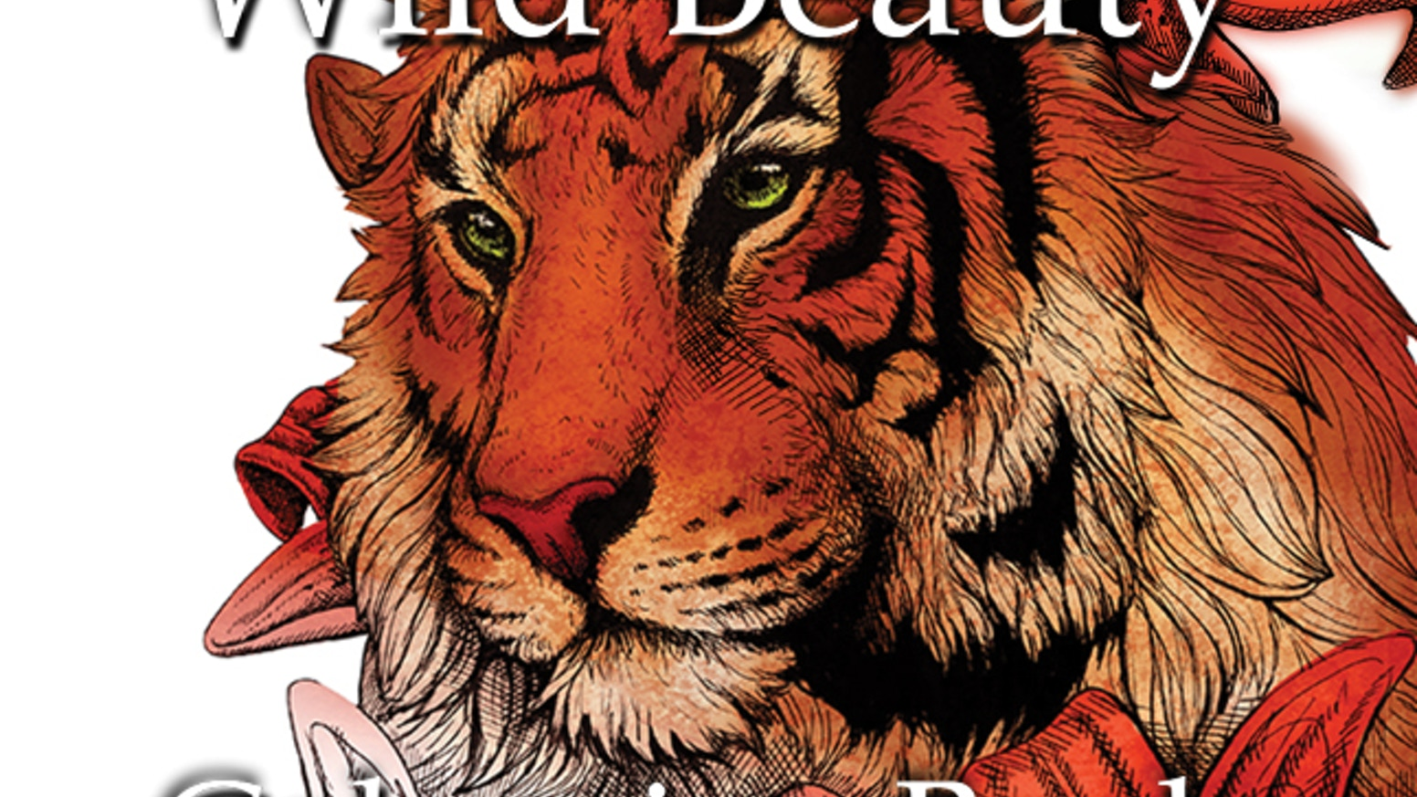 Wild Beauty - An Adult Coloring Book by Danielle Trudeau Studios ...