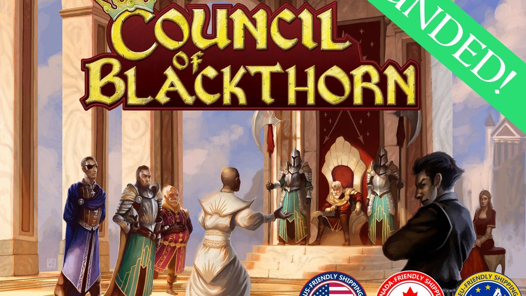 Council of Blackthorn - Power Grabs, Rumors, Beheadings! project video thumbnail