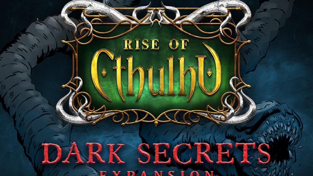 Miniature de la vidéo du projet Rise of Cthulhu: Dark Secrets