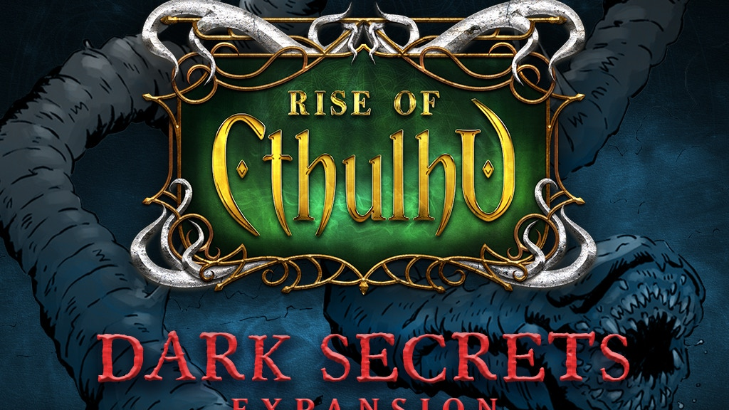 Rise of Cthulhu: Dark Secrets project video thumbnail