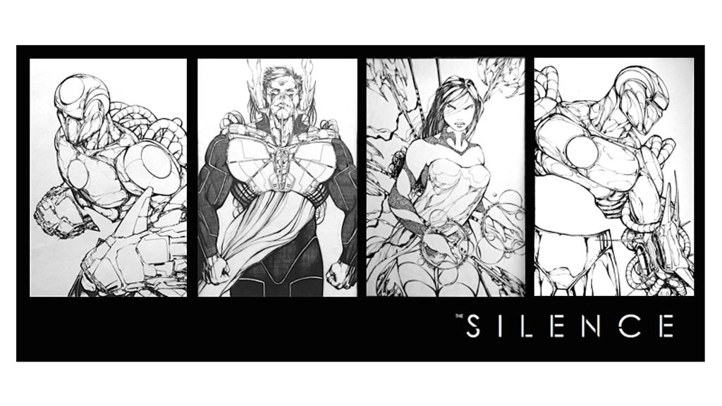 The Silence #1 project video thumbnail