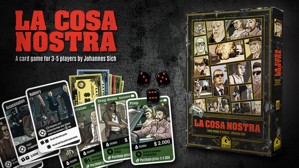 La Cosa Nostra project video thumbnail