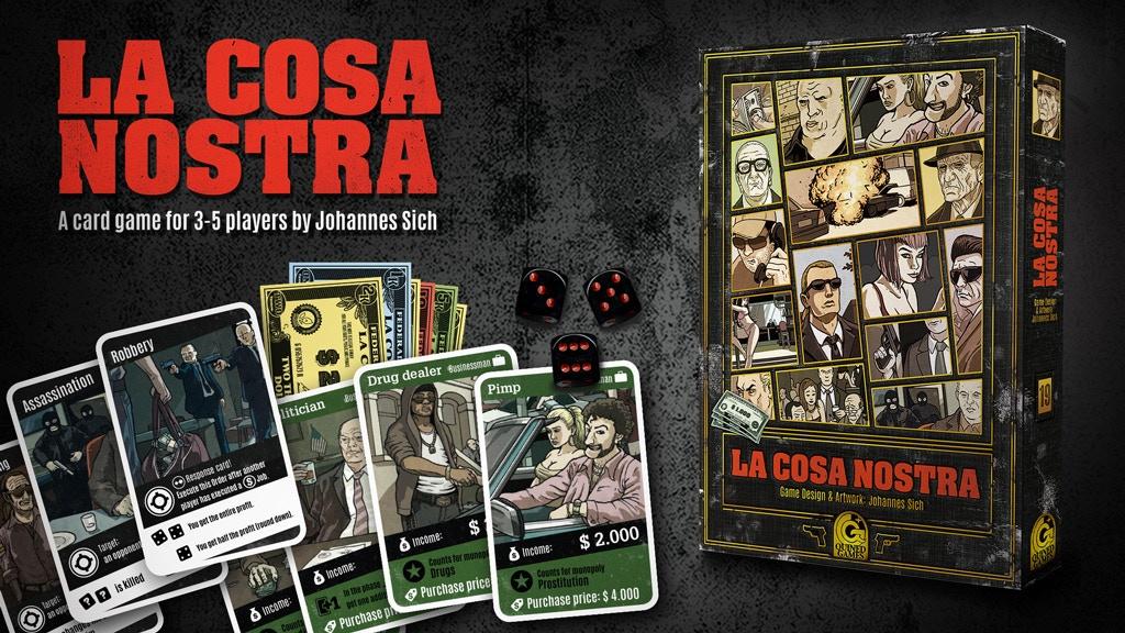 La Cosa Nostra miniatura de video del proyecto