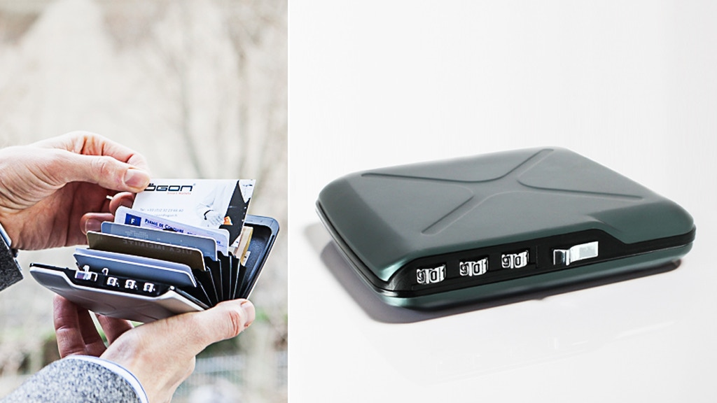 Mini Safe The Only Wallet Protecting Your Privacy And