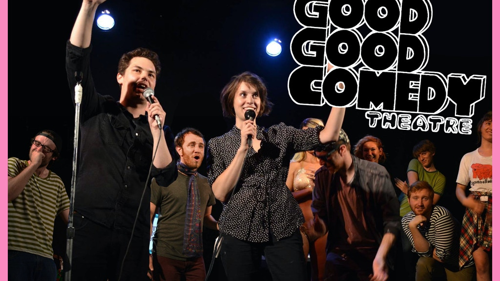 Good Good Comedy Theatre (Philadelphia, PA) project video thumbnail
