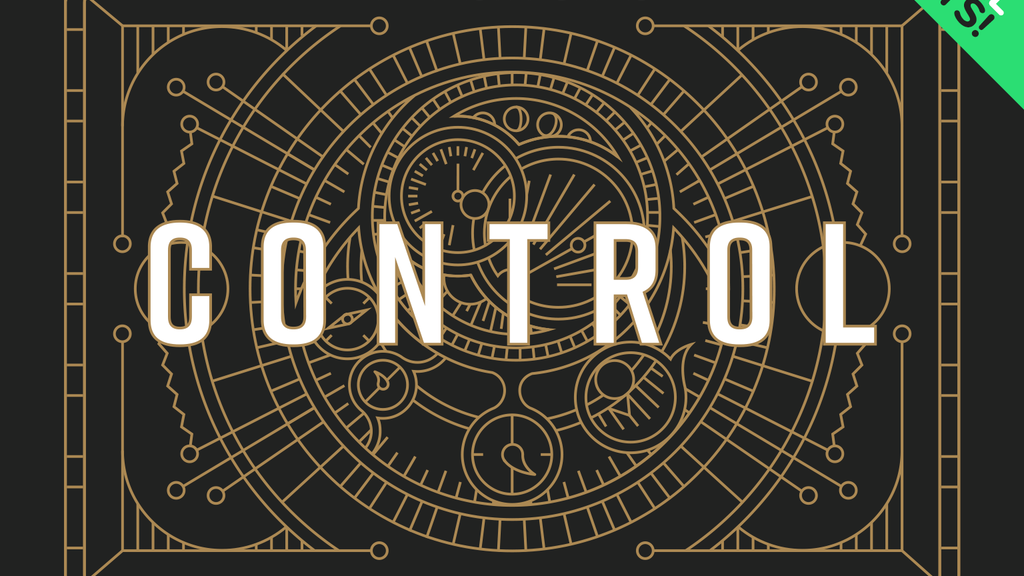 Control: A Strategic Card Game project video thumbnail