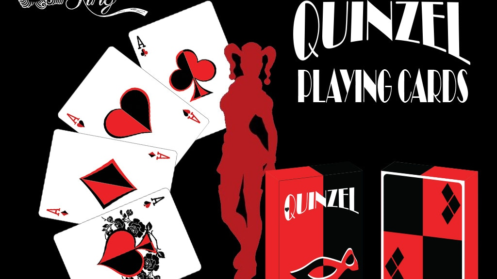 Project image for Quinzel Playing Cards