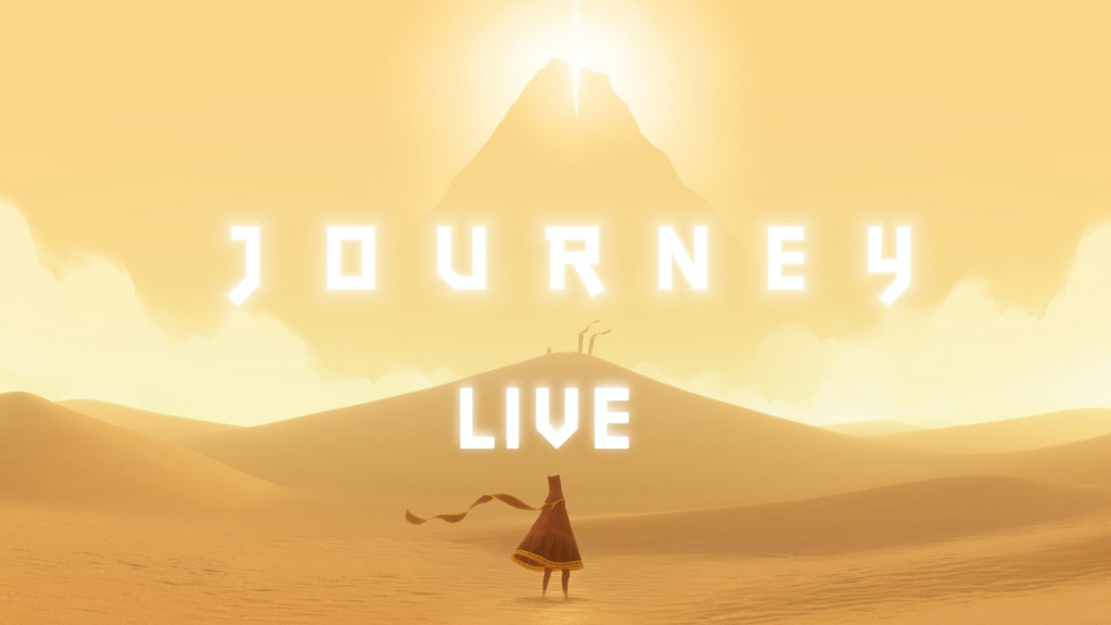Journey LIVE project video thumbnail