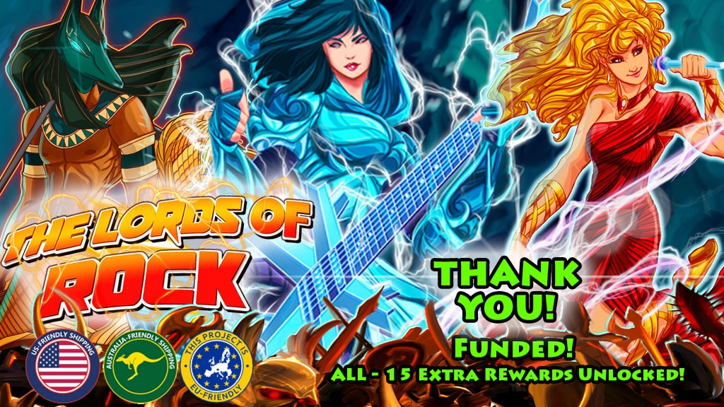 The Lords of Rock project video thumbnail