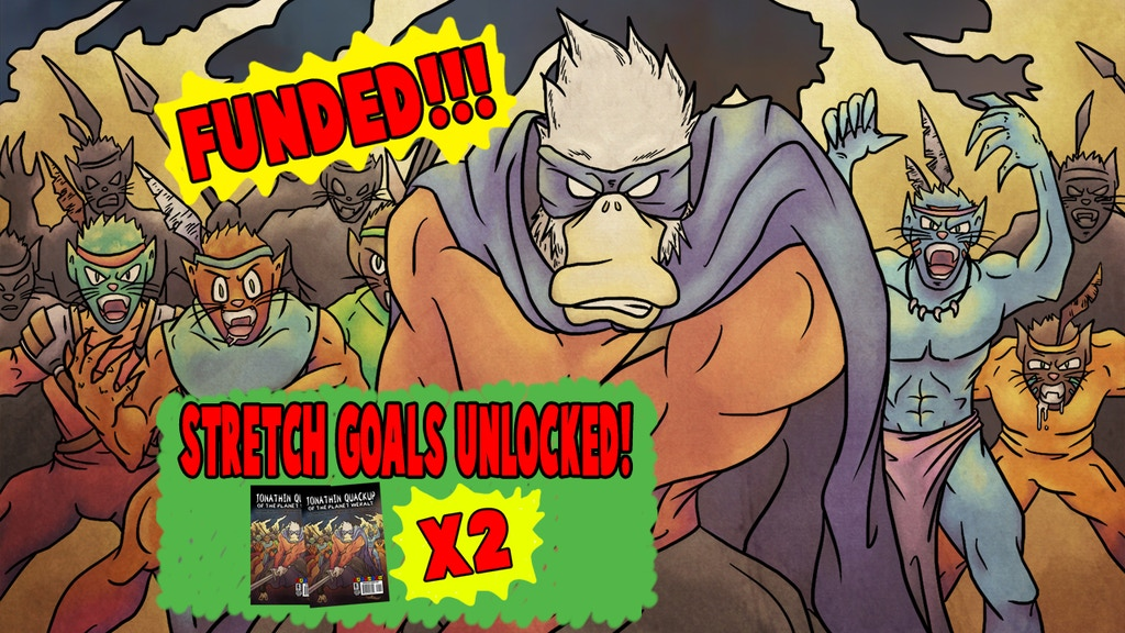 Jonathin Quackup of the Planet Weralt #1 project video thumbnail
