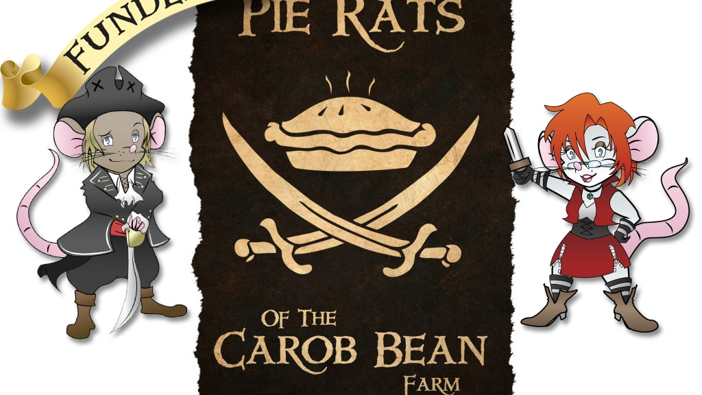 Pie Rats of the Carob Bean Farm project video thumbnail
