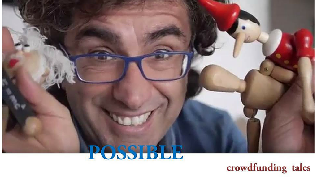 Possible. Crowdfunding Tales project video thumbnail