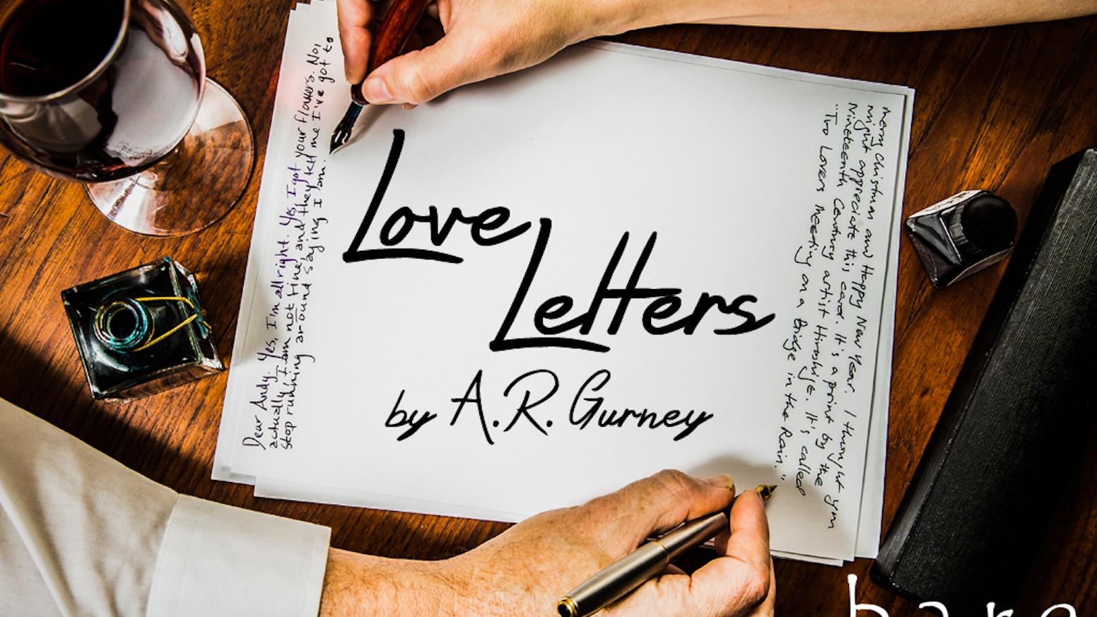 Love Letters By G Todd Buker Kickstarter