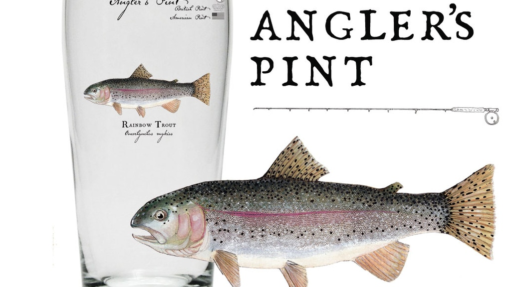 Rainbow Trout Angler's Pint project video thumbnail