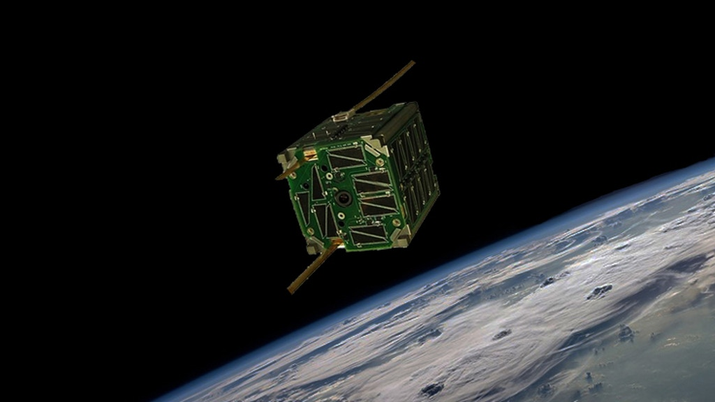 CubeSat for Disclosure-Low Earth Orbit Satellite project video thumbnail