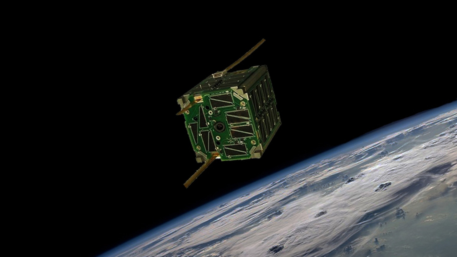 The First satellite for UFO research. We intend to search low-Earth Orbit for any sign of a real UFO, or any space anomaly.