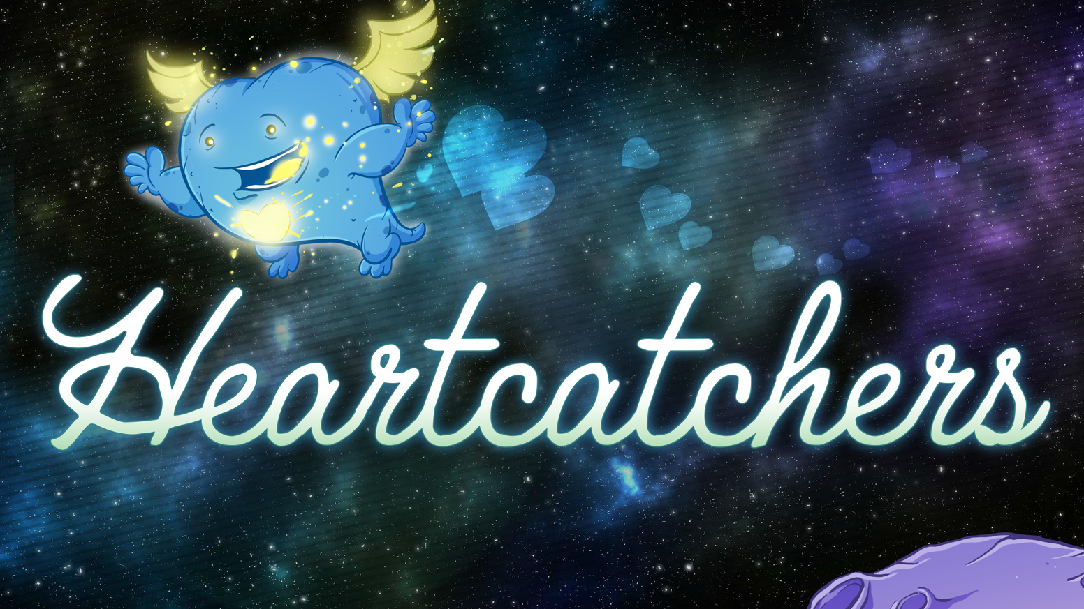Heartcatchers is an adorable two-player game of deception and secrets.