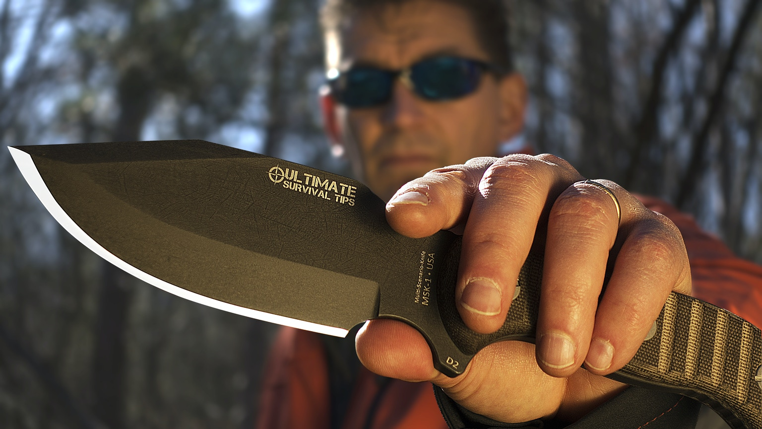 The Ultimate All Purpose Knife That Could Save Your Life