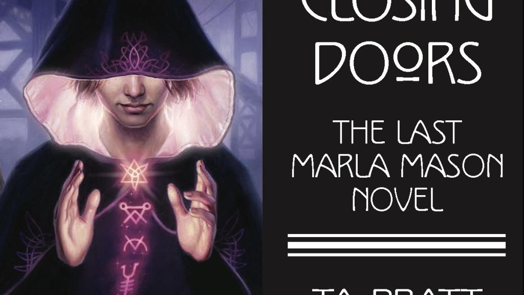 Closing Doors: The Last Marla Mason Novel project video thumbnail