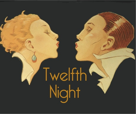 love in twelfth night